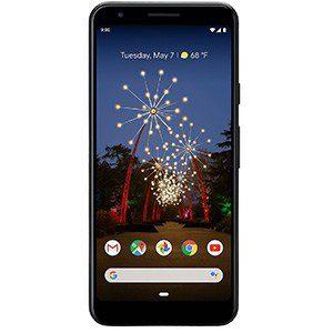 Telefontokok Google Pixel 3A XL